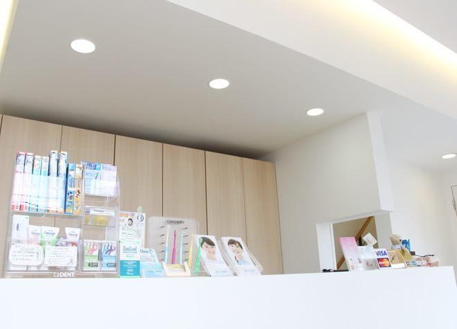 長尾駅 出口徒歩10分 とくだ歯科クリニックの院内写真5
