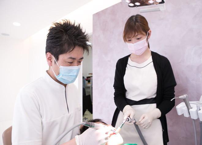 長尾駅 出口徒歩10分 とくだ歯科クリニックのスタッフ写真1