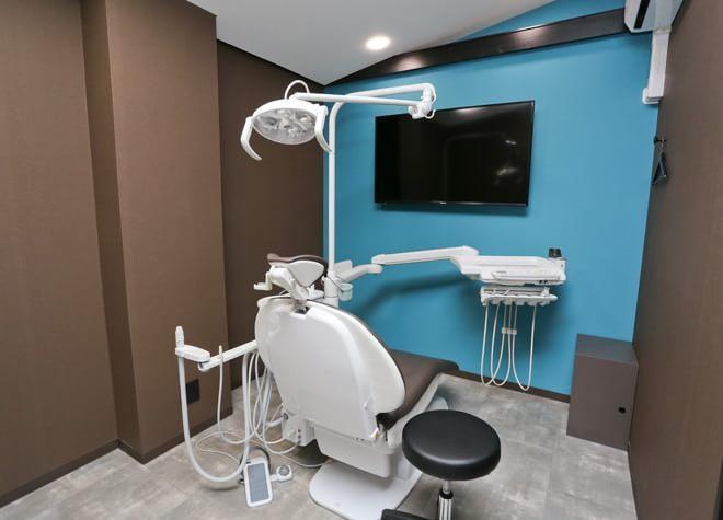 光明池駅 徒歩 20分 小出歯科の治療台写真7