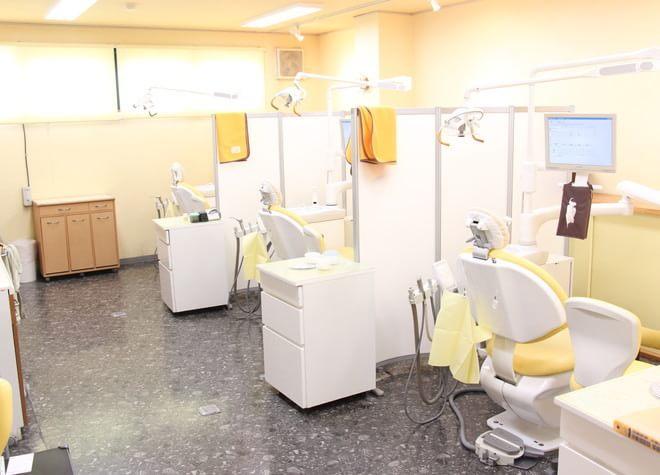 北越谷駅 西口徒歩2分 北越谷中央歯科の院内写真6