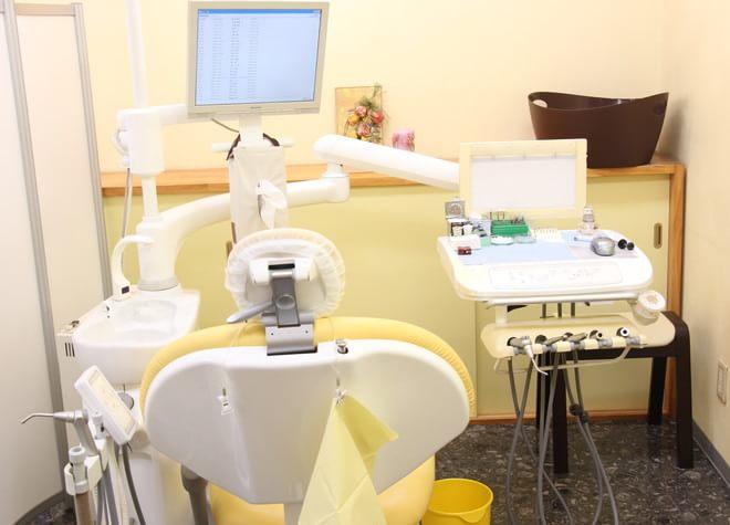 北越谷駅 西口徒歩 2分 北越谷中央歯科の院内写真7