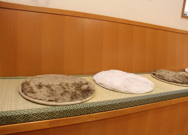 北野白梅町駅 出口徒歩7分 内田歯科医院(大将軍一条町)の院内写真2
