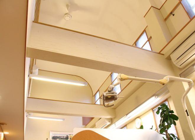北野白梅町駅 出口徒歩7分 内田歯科医院(大将軍一条町)の院内写真3