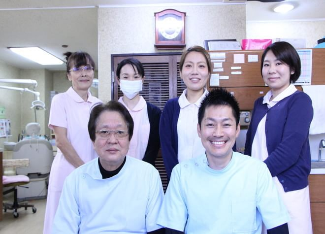 茨木駅西口 徒歩6分 藤田歯科医院(茨木市春日)写真1