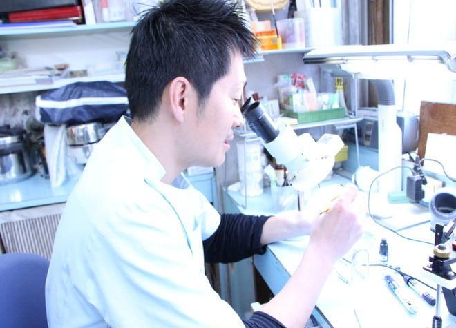 茨木駅西口 徒歩6分 藤田歯科医院(茨木市春日)のスタッフ写真2
