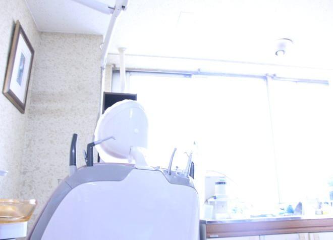 茨木駅 西口徒歩 6分 藤田歯科医院(茨木市春日)の治療台写真7