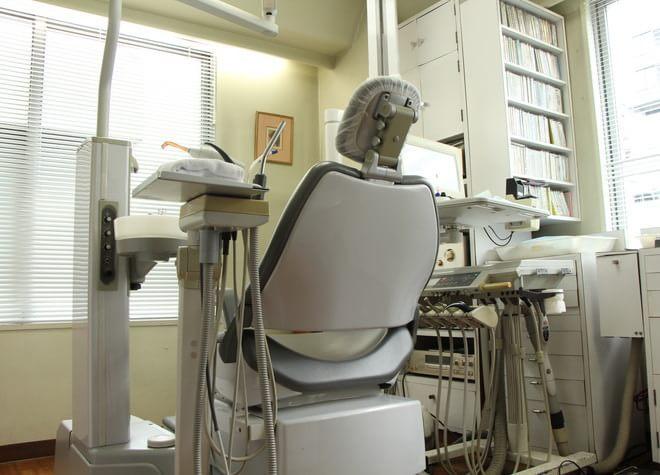 六本木駅 5番出口徒歩 1分 渡邉歯科医院の治療台写真2