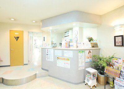 都島駅 1号出入口徒歩 1分 もとはら歯科クリニックの院内写真2
