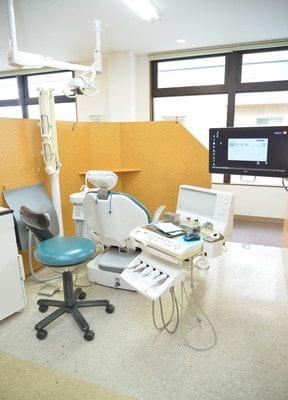 小田急相模原駅 北口徒歩 15分 みよし通り歯科の院内写真7