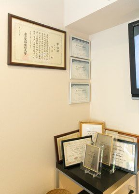 津田沼駅北口 徒歩3分 つだぬまオリーブ歯科クリニックの院内写真7