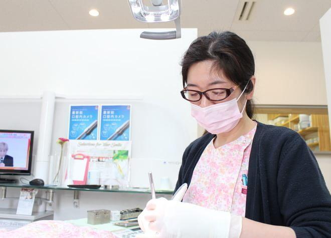 豊明駅 出口車5分 豊明フローラ歯科のスタッフ写真3