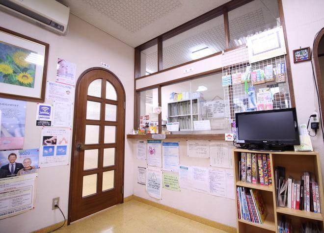 扶桑駅 出口徒歩2分 青木歯科医院の院内写真5