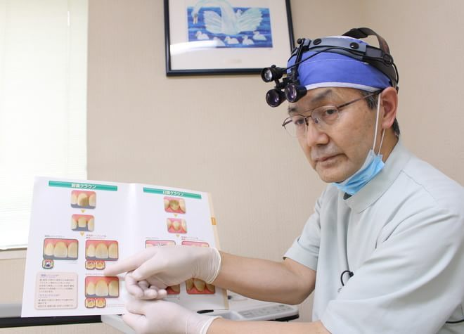 扶桑駅 出口徒歩2分 青木歯科医院のスタッフ写真2