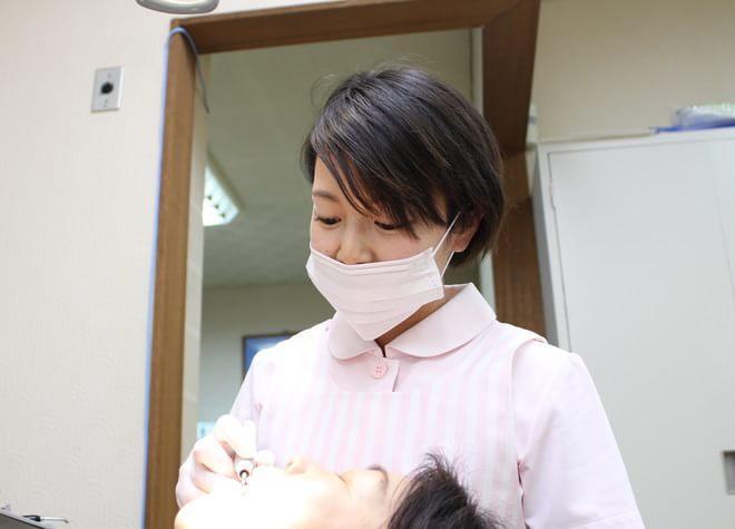 扶桑駅 出口徒歩2分 青木歯科医院のスタッフ写真3