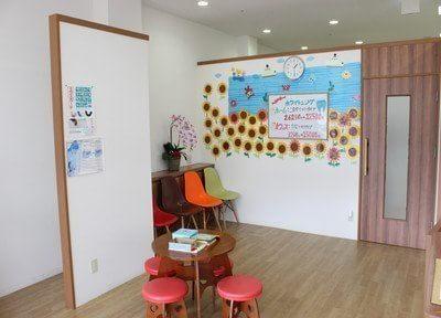 折尾駅 西口車5分 自由ヶ丘歯科の院内写真3