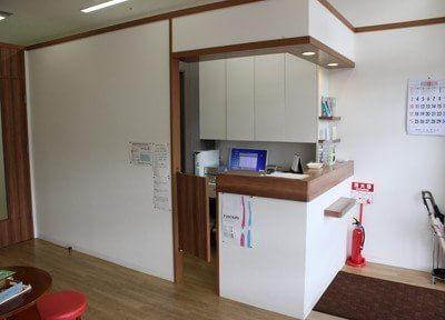 折尾駅 西口車5分 自由ヶ丘歯科の院内写真2