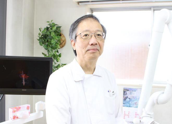 長谷川歯科医院の理事長