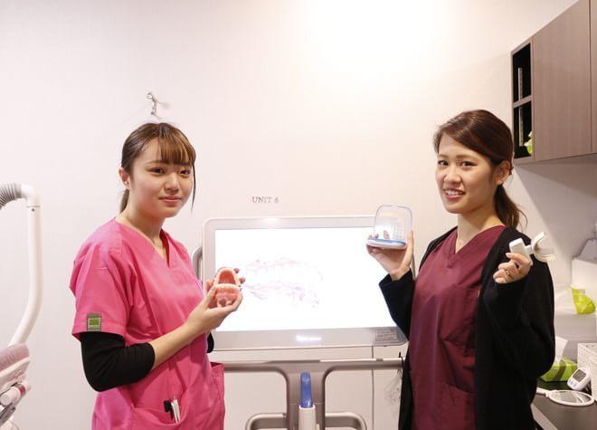名古屋駅 新幹線口徒歩1分 エスカ歯科・矯正歯科のスタッフ写真2