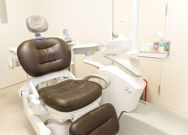 浜町アーケード駅 出口徒歩2分 きらきら歯科医院の治療台写真2