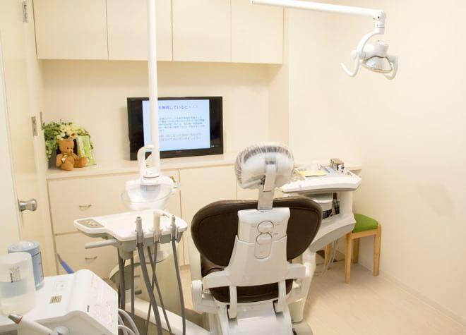 浜町アーケード駅 出口徒歩2分 きらきら歯科医院の治療台写真3