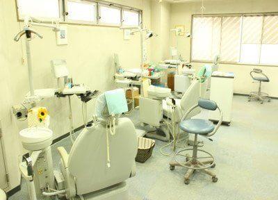 三ノ宮駅 東口徒歩2分 武歯科医院の院内写真3