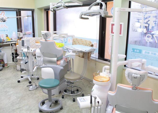 訪問歯科診療もあり!患者さんの治療だけでなく家族への指導も実施