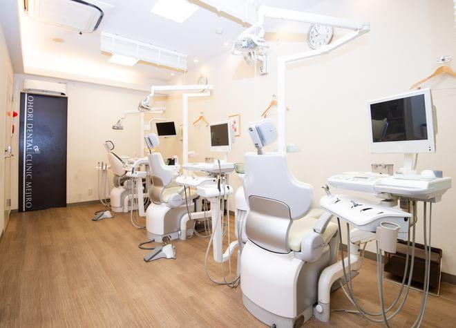 目白駅 出口徒歩2分 目白駅前歯科医院の院内写真5