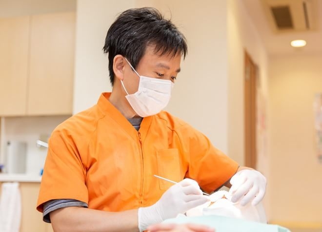 糀谷駅 中央口徒歩1分 糀谷歯科医院写真2