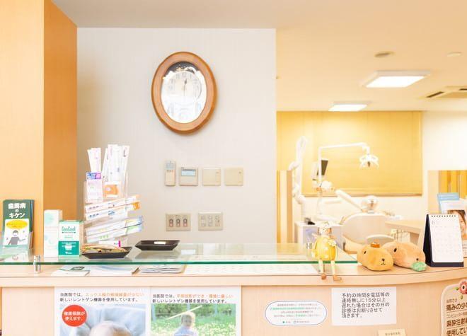糀谷駅 中央口徒歩 1分 糀谷歯科医院の院内写真6