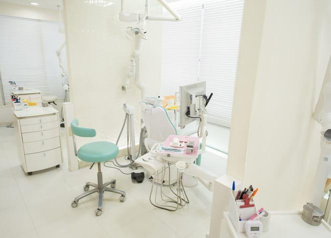 北浦和駅 東口徒歩3分 しみずデンタルクリニック東口オフィスの治療台写真4