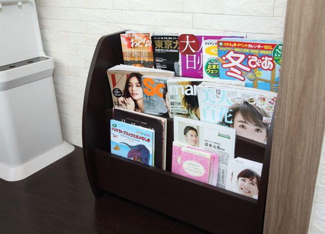 西荻窪駅 徒歩2分 西荻ファミリー歯科医院の院内写真5