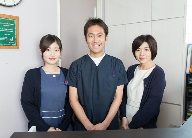 西荻窪駅 南口徒歩 2分 西荻ファミリー歯科医院写真1