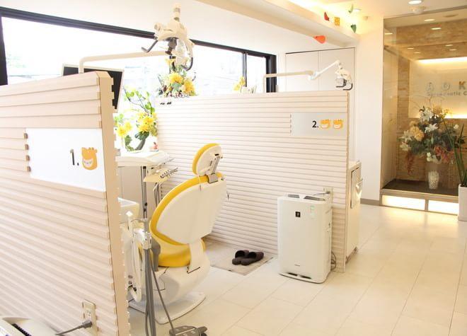 綱島駅 徒歩3分 あおき矯正歯科の院内写真6