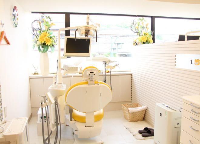 綱島駅 西口徒歩3分 あおき矯正歯科の院内写真7