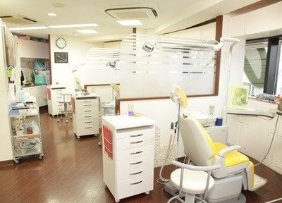 気持ちよく通院するための心遣い、予防歯科に注力
