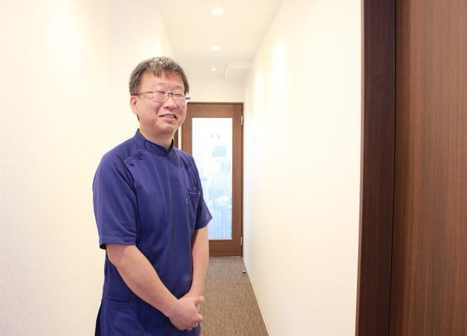 きしもと歯科医院の院長先生