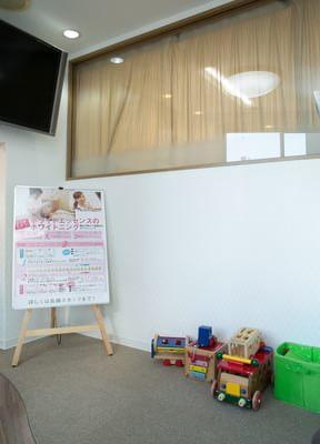 高槻駅 南口徒歩 1分 医療法人きしもと歯科医院(JR高槻駅前)の院内写真5