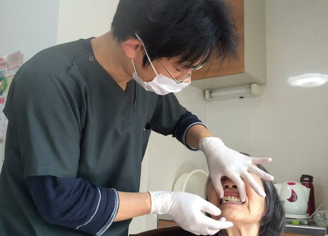 かわい歯科お口のケアクリニックの画像