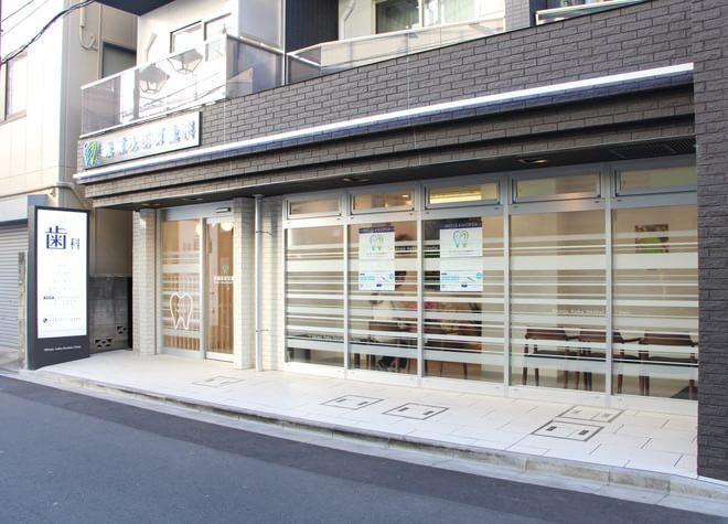 武蔵新城駅 南口徒歩 1分 新城あおば歯科写真1