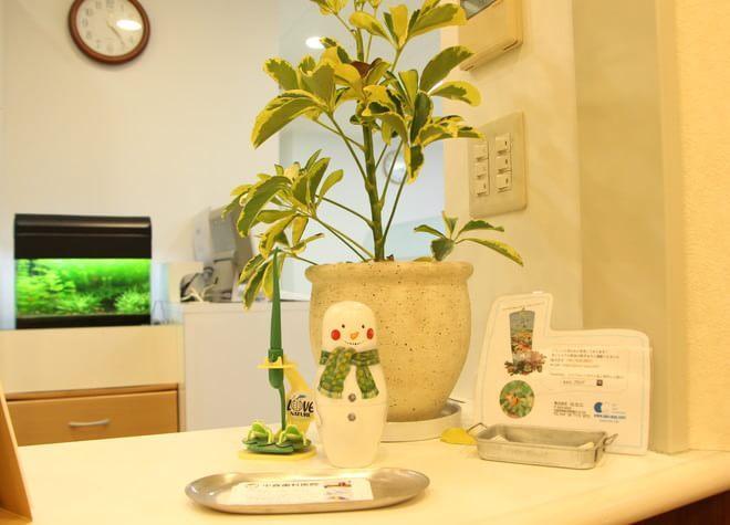 堺筋本町駅 4号出入口徒歩5分 中森歯科医院の院内写真1