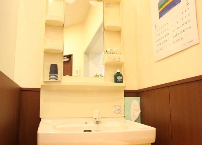 堺筋本町駅 4号出入口徒歩5分 中森歯科医院の院内写真3
