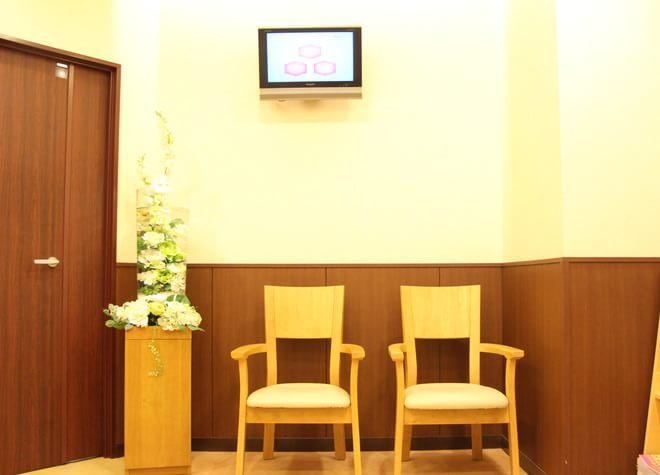 堺筋本町駅 4号出入口徒歩5分 中森歯科医院の院内写真4