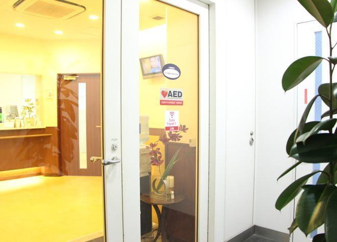 堺筋本町駅 4号出入口徒歩5分 中森歯科医院の院内写真6