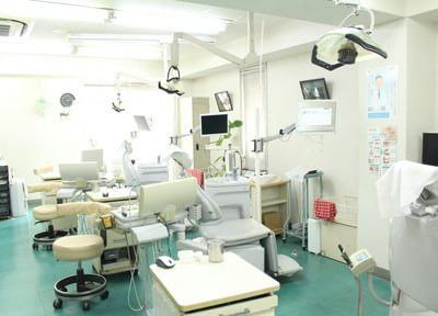 鶴瀬駅 西口徒歩 1分 鶴瀬西口歯科の院内写真3