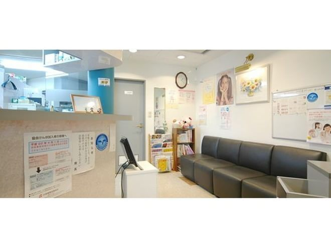仲町台駅 出入口1徒歩 1分 佐藤歯科医院写真1