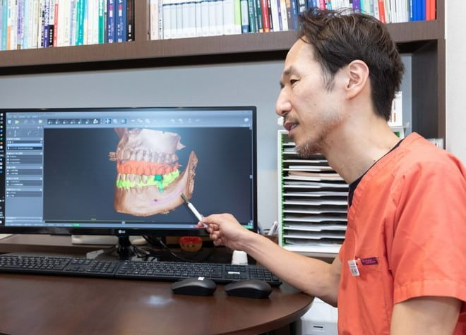 相原歯科医院のスライダー画像2
