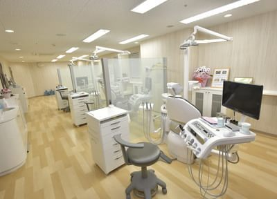 立川駅 北口徒歩5分 立川さくら歯科クリニックの院内写真6
