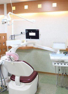 本厚木駅南口 車4分 みずほ歯科クリニックの院内写真7