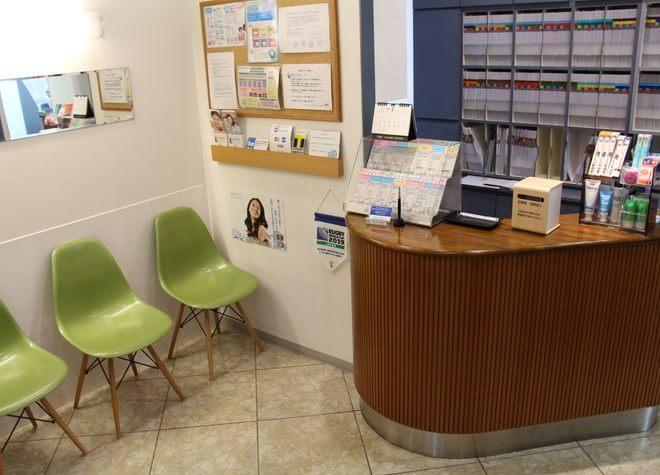池袋駅 東口徒歩 5分 医療法人社団 Health & Smile おくやまデンタルクリニックの院内写真5