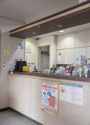 新栄町駅(福岡県) 出口車5分 やまもと歯科医院(中白川町)の院内写真1
